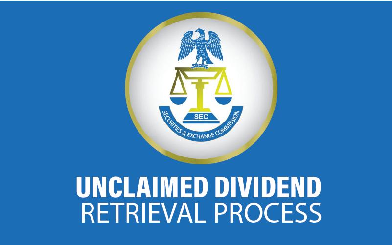 SEC UNCLAIMED DIVIDEND